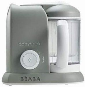 robot de cocina bebes